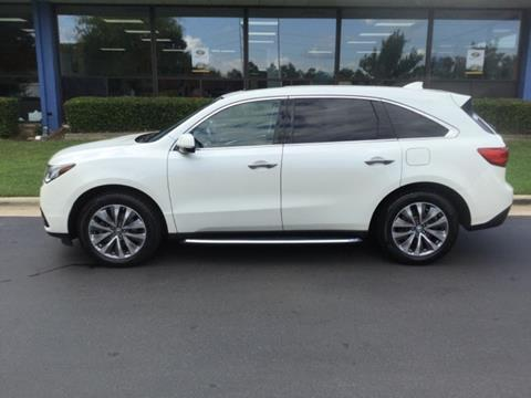 2014 Acura MDX for sale in Raleigh, NC