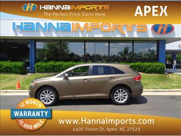 2009 Toyota Venza for sale in Apex, NC