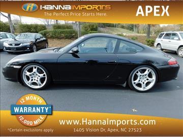 2004 Porsche 911 for sale at Hanna Imports Apex in Apex NC