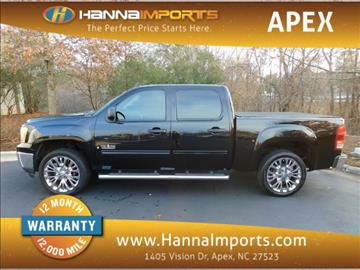 2007 GMC Sierra 1500 for sale in Raleigh, NC