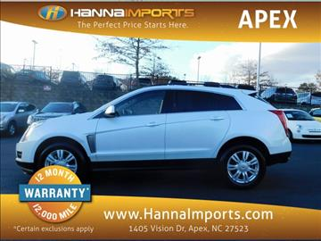 2013 Cadillac SRX for sale in Raleigh, NC