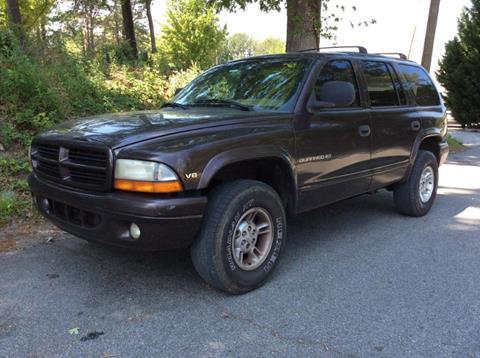 1998 Dodge Durango for sale in Atlanta, GA