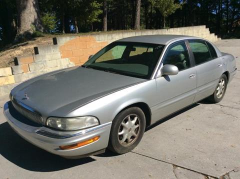2002 Buick Park Avenue for sale in Atlanta, GA