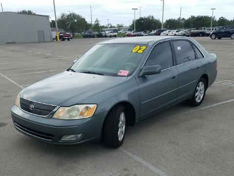 2002 Toyota Avalon for sale in Atlanta, GA