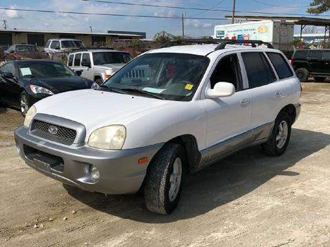 2001 Hyundai Santa Fe For Sale In Atlanta, GA