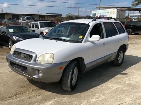 2001 Hyundai Santa Fe for sale in Atlanta, GA