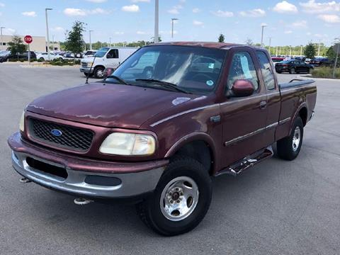 used 1997 ford f-150 for sale in kingston, tn - carsforsale®