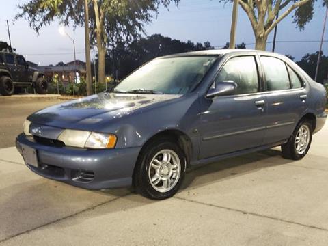 1999 Nissan Sentra For Sale In Atlanta GA