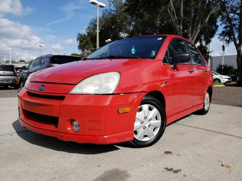 2003 Suzuki Aerio for sale in Atlanta, GA