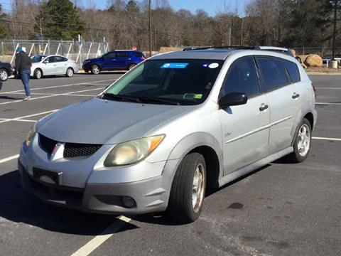 2004 Pontiac Vibe for sale in Atlanta, GA