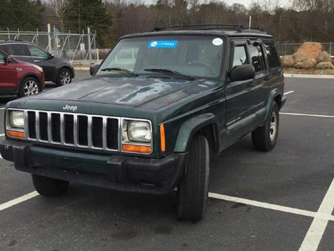 1999 Jeep Cherokee for sale in Atlanta, GA