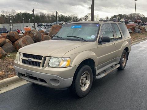 2002 Ford Explorer Sport for sale in Atlanta, GA