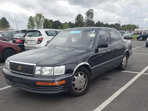 Lexus Of Atlanta >> 1994 Lexus Ls 400 For Sale In Atlanta Ga