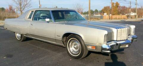 1978 Chrysler New Yorker for sale at Cobalt Cars in Atlanta GA