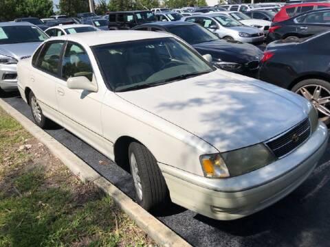 1999 Toyota Avalon for sale at Cobalt Cars in Atlanta GA