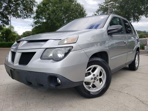 2004 Pontiac Aztek for sale in Atlanta, GA