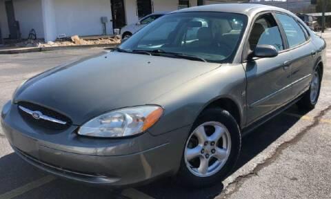 2002 Ford Taurus for sale at Cobalt Cars in Atlanta GA