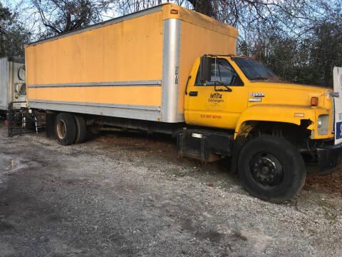 1992 GMC C6500 for sale at Cobalt Cars in Atlanta GA