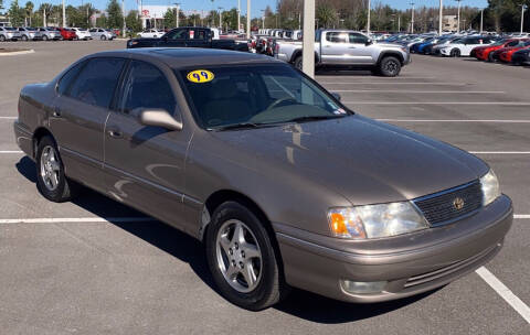 1999 Toyota Avalon XLS for sale at Cobalt Cars in Atlanta GA