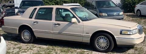 1995 Lincoln Town Car for sale at Cobalt Cars in Atlanta GA