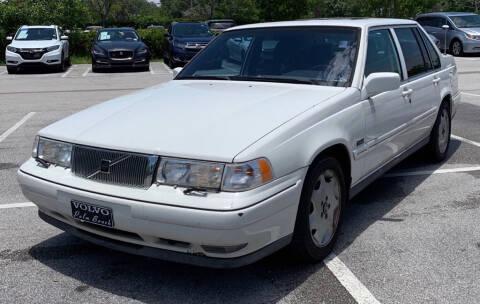 1995 Volvo 960 for sale at Cobalt Cars in Atlanta GA