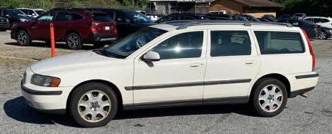 2001 Volvo V70 for sale at Cobalt Cars in Atlanta GA