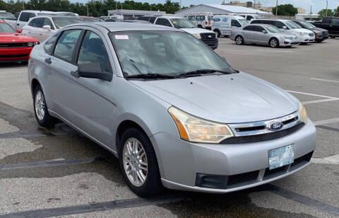 2011 Ford Focus for sale at Cobalt Cars in Atlanta GA
