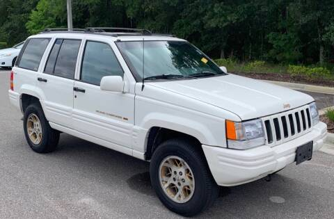1998 Jeep Grand Cherokee for sale at Cobalt Cars in Atlanta GA