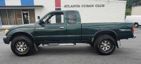 2000 Toyota Tacoma for sale at Cobalt Cars in Atlanta GA