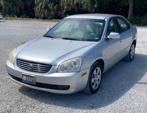 2007 Kia Optima for sale at Cobalt Cars in Atlanta GA