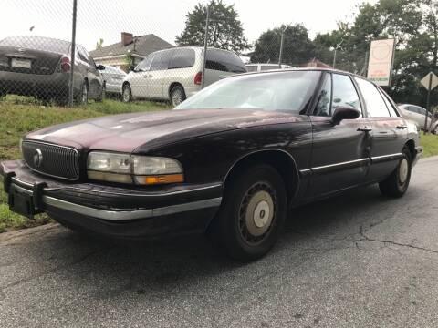 1996 Buick LeSabre for sale at Cobalt Cars in Atlanta GA