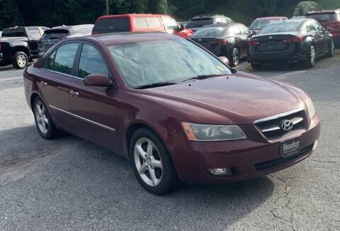 2008 Hyundai Sonata for sale at Cobalt Cars in Atlanta GA