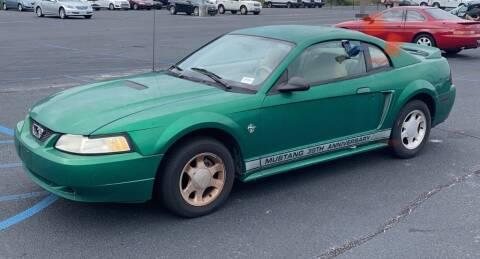 1999 Ford Mustang for sale at Cobalt Cars in Atlanta GA