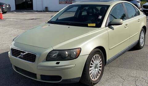2004 Volvo S40 for sale at Cobalt Cars in Atlanta GA