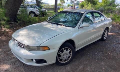 2003 Mitsubishi Galant for sale at Cobalt Cars in Atlanta GA