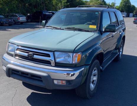 2000 Toyota 4Runner for sale at Cobalt Cars in Atlanta GA