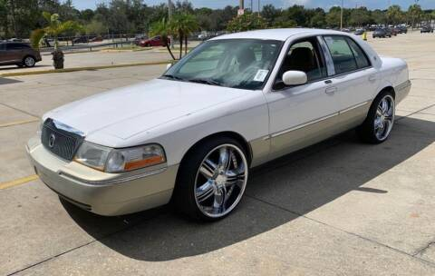 2005 Mercury Grand Marquis for sale at Cobalt Cars in Atlanta GA