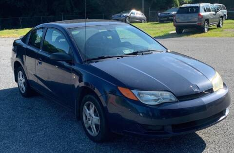 2007 Saturn Ion for sale at Cobalt Cars in Atlanta GA