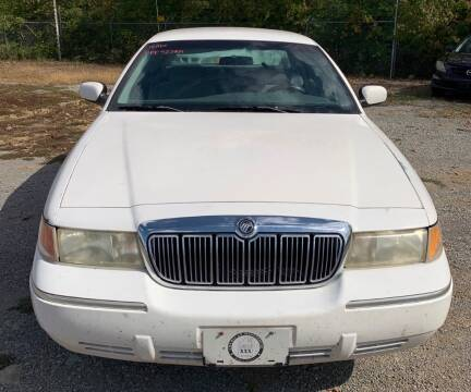 1998 Mercury Grand Marquis for sale at Cobalt Cars in Atlanta GA