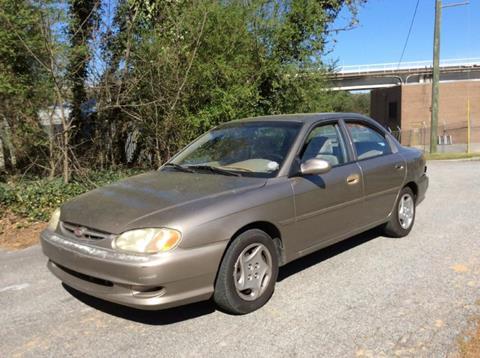 2001 Kia Sephia for sale in Atlanta, GA