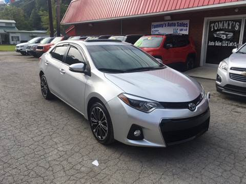 2014 Toyota Corolla for sale in Inez, KY