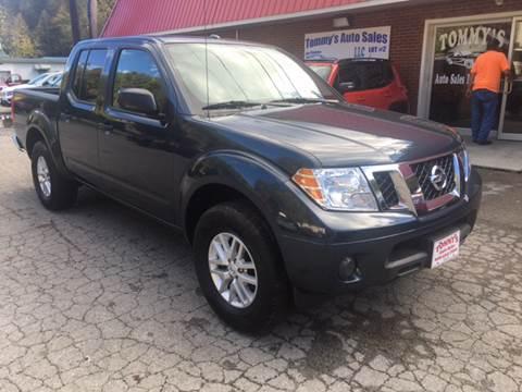 2016 Nissan Frontier for sale in Inez, KY