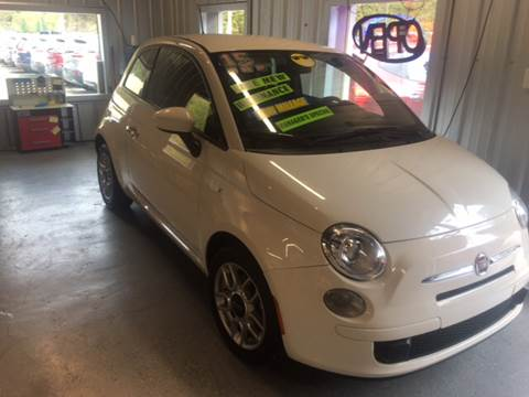 2015 FIAT 500 for sale in Inez, KY