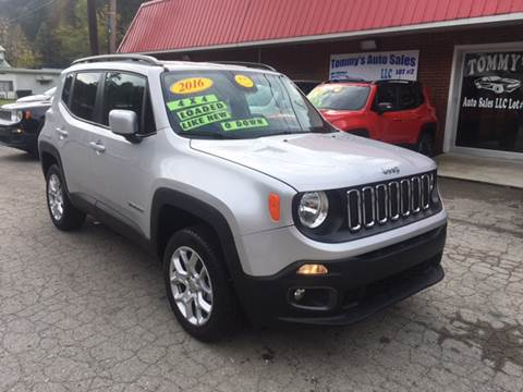 2016 Jeep Renegade for sale in Inez, KY