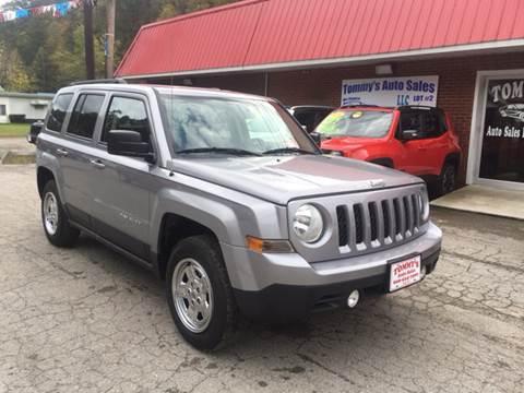 2016 Jeep Patriot for sale in Inez, KY