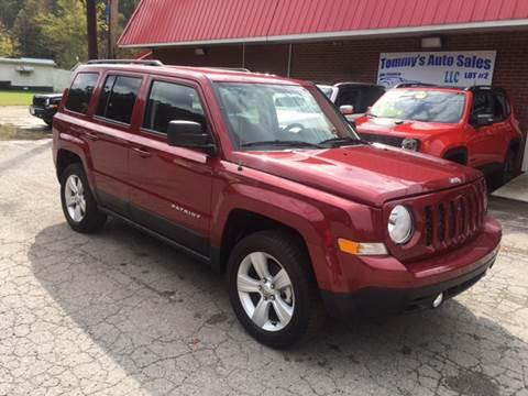2017 Jeep Patriot for sale in Inez, KY