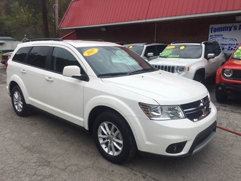 2017 Dodge Journey for sale in Inez, KY