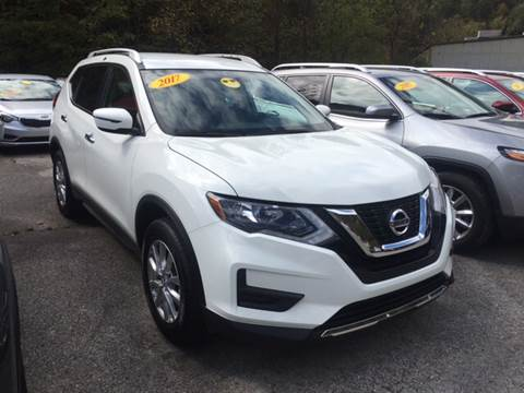 2017 Nissan Rogue for sale in Inez, KY