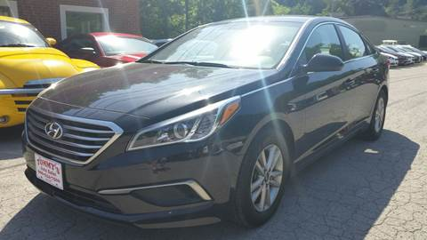 2017 Hyundai Sonata for sale in Inez, KY