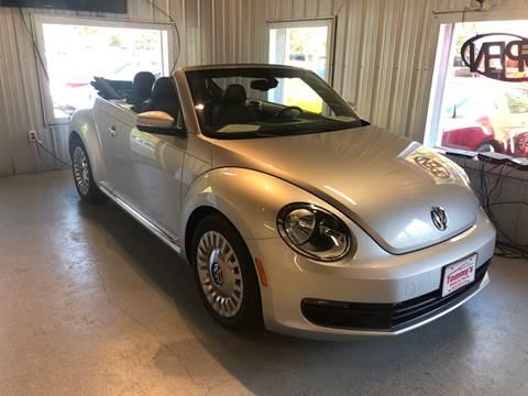 2016 Volkswagen Beetle for sale in Inez, KY